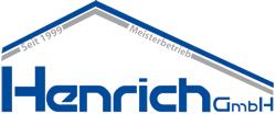 Henrich GmbH   Innovation im Bau Logo